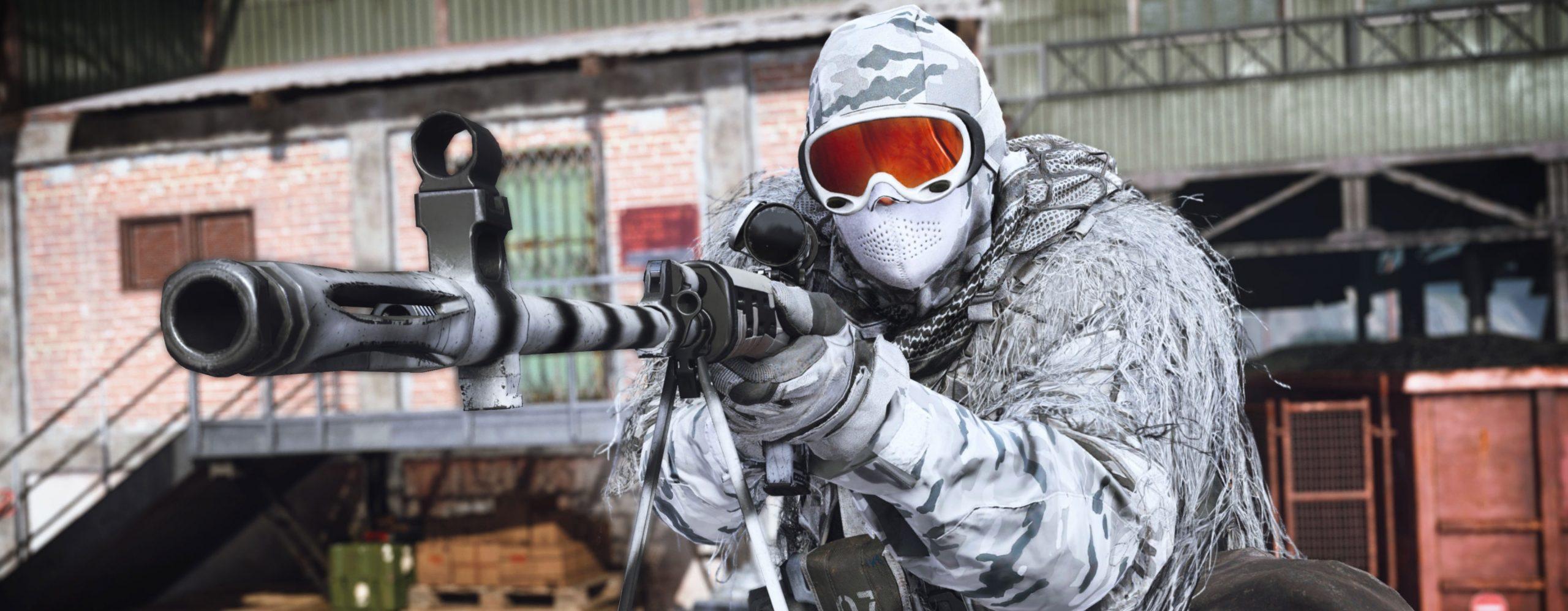 CoD Modern Warfare: Sniper nageln Spieler fest, der erledigt sie Hollywood-reif