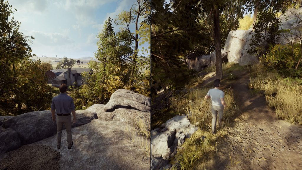 A Way Out Splitscreen