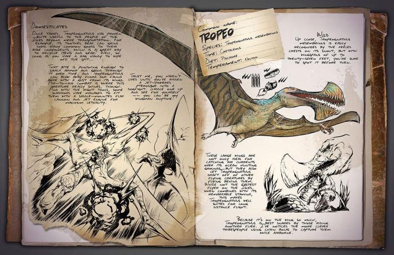 ARK-Tropeognathus-Dossier