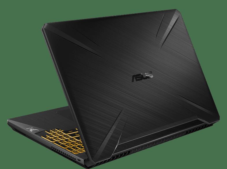 ASUS TUF Gaming FX505 Laptop Rückseite