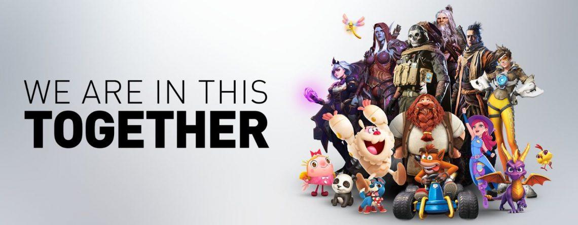 Activision Blizzard sucht 2000 neue Leute – Gute Nachricht für CoD, WoW, Diablo 4?