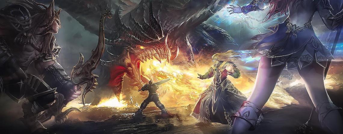 ArcheAge-Entwickler planen neues MMORPG, das super aussehen könnte