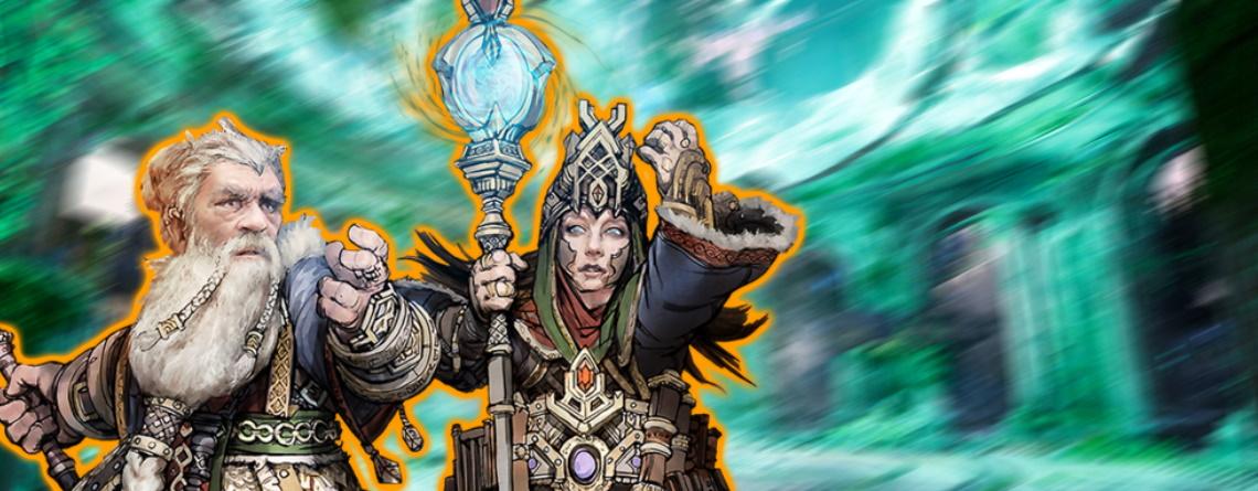 """MMORPG Ashes of Creation zeigt neues Gameplay: """"Bitte bringt das, bevor ich sterbe"""""""