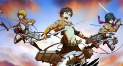 Attack on Titan: Als Anime top, als Mobile-Game Flop