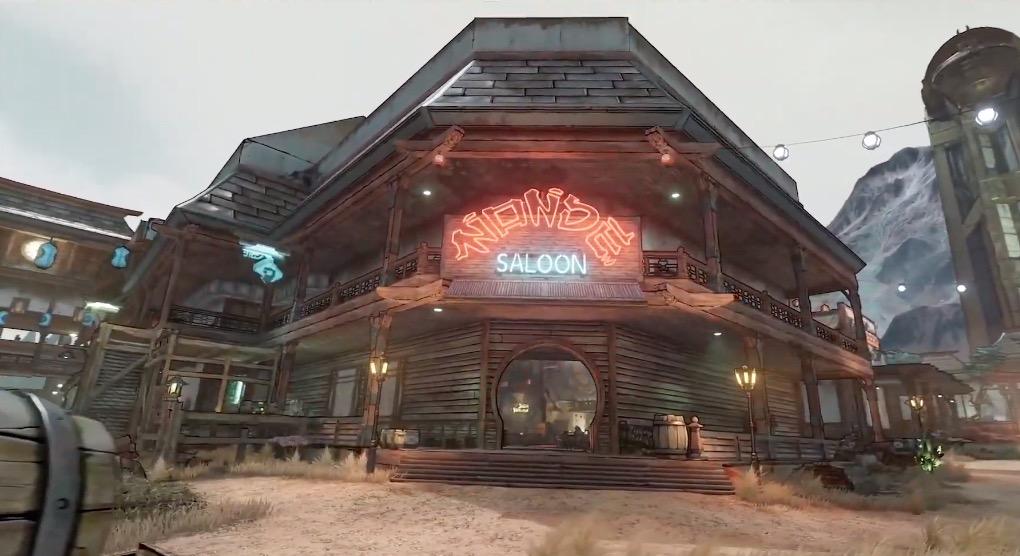 Borderlands 3 Saloon