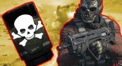 CoD Modern Warfare Harter Kerl vs Schild Abreibung Titel 2