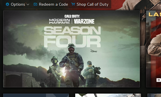 Warzone Teaser Season 4