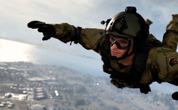 CoD Warzone fallschirmspringer titel