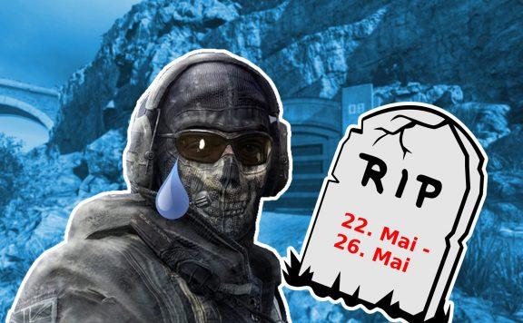 CoD Warzone klassik modus RIP Titel