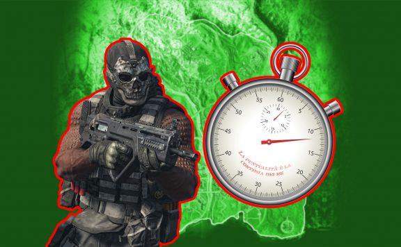 CoD Warzone schnellste runde titel neu