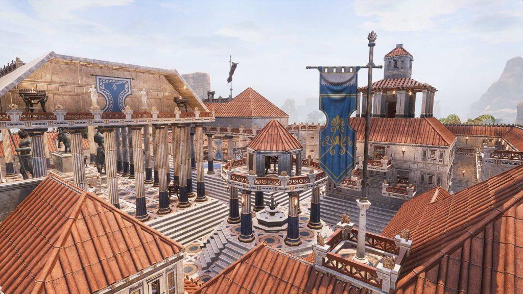 Conan Exiles Argos DLC Außen 1