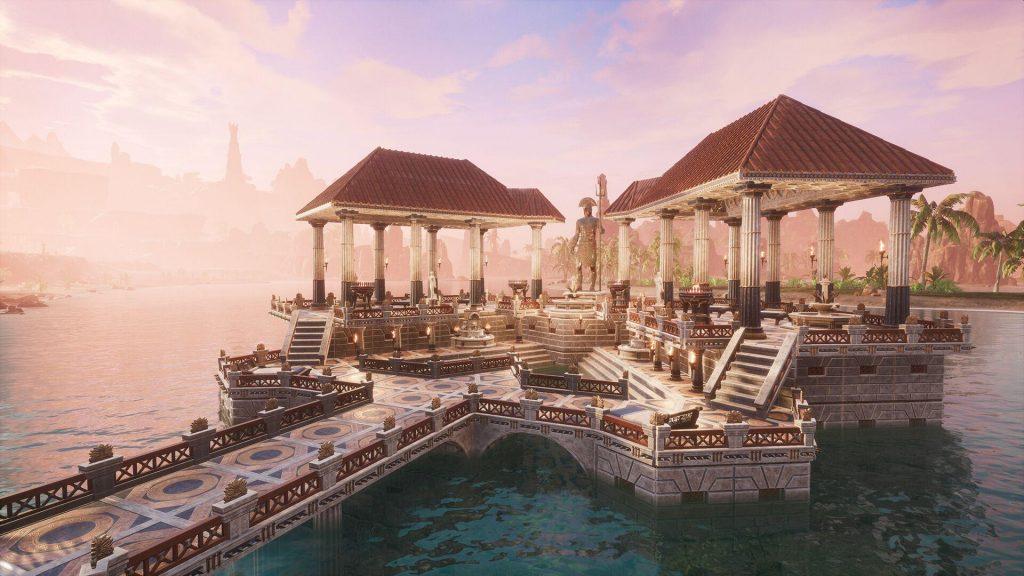 Conan Exiles Argos DLC Gebäude
