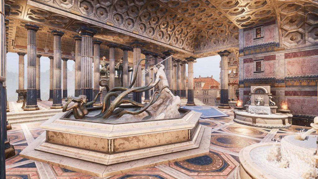 Conan Exiles Argos DLC Gebäude 2