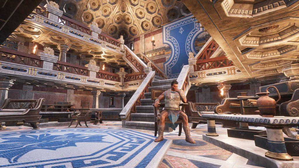 Conan Exiles Argos DLC Innen 1