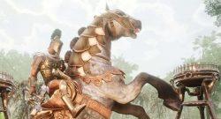 Conan Exiles Argos DLC Pferd Titel