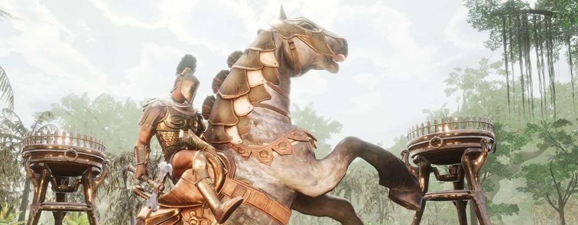 Survival-MMO Conan Exiles bringt ersten großen DLC 2020 & der sieht klasse aus