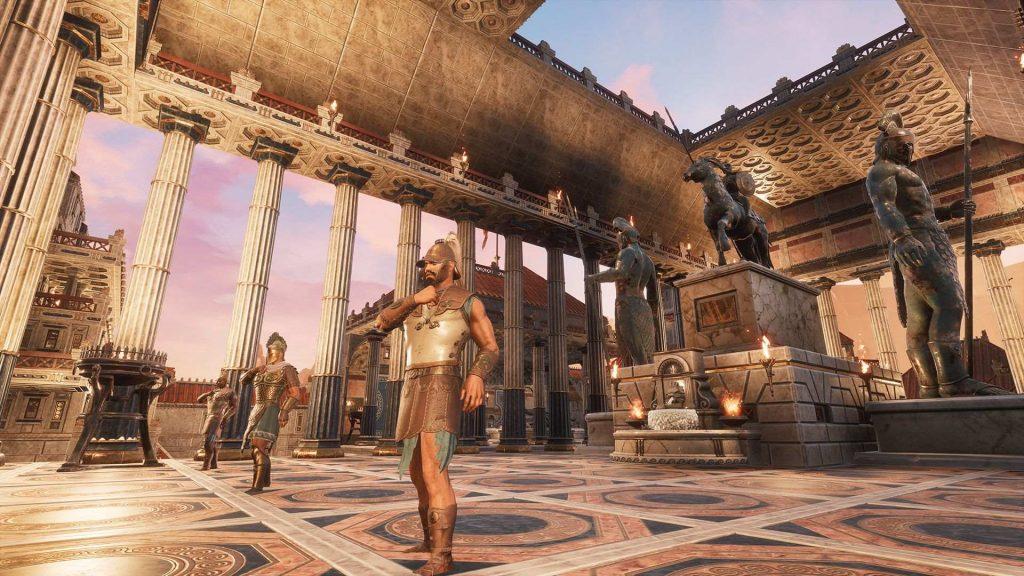 Conan Exiles Argos DLC Rüstungen