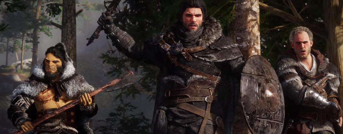 Spieler wollen endlich ein neues MMORPG, das nicht aussieht, als wär's aus 2014