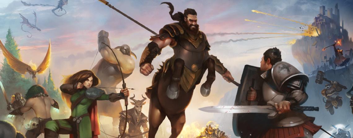MMORPG Crowfall sollte im Februar mit Beta starten – Kommen heute endlich Infos?