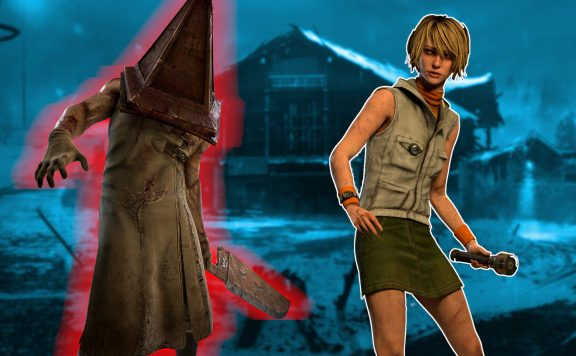 Dead by Daylight Hearther Pyramid Head titel 1920x1080