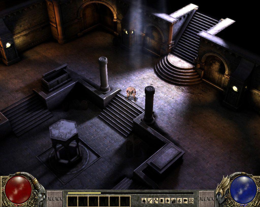 Diablo 3 Düster Oscar Cuesta 1