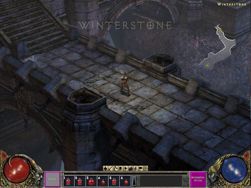 Diablo 3 Düster Oscar Cuesta 9
