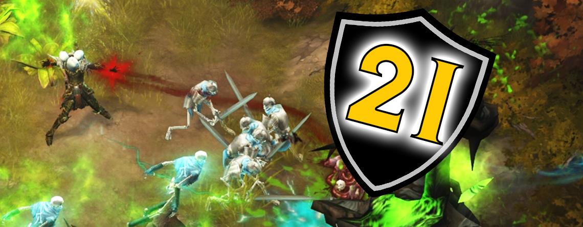 Diablo 3 bringt euch mit Season 21 zwei neue Sets – Das können sie