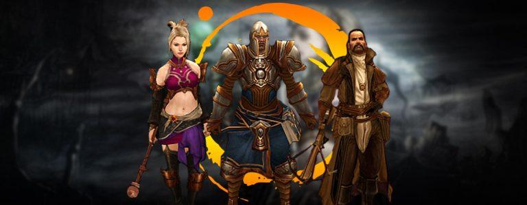 Diablo 3 Verzauberin Templer Schuft Titel 2