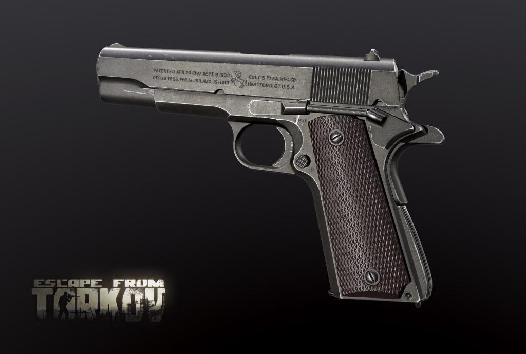 Escape from Tarkov Colt M1911