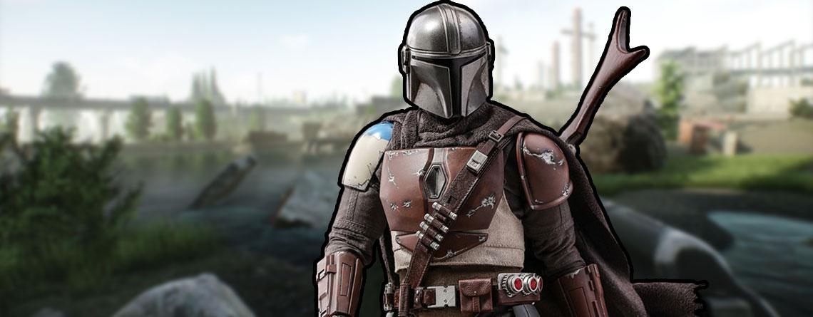 Escape from Tarkov bringt bald Helm wie aus Star Wars: The Mandalorian – So reagieren Spieler