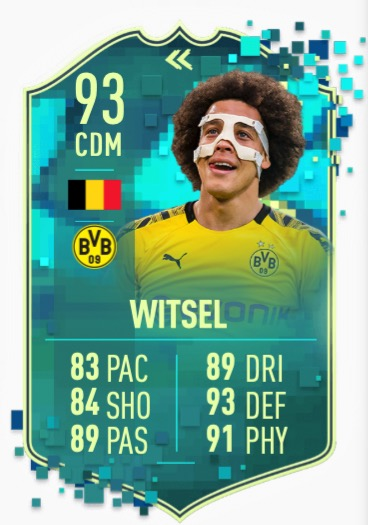 FIFA 20 Witsel
