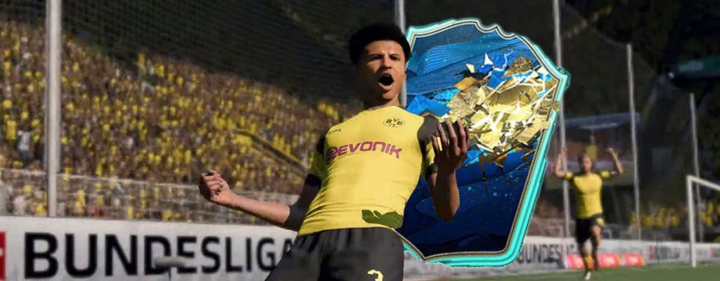 Sancho FIFA 20