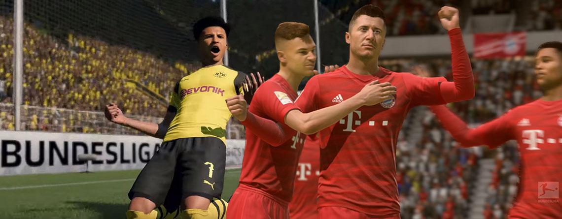 FIFA 20: Bundesliga Team of the Season ist da – Bayern und BVB dominieren