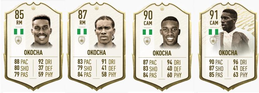 Okocha FIFA 20