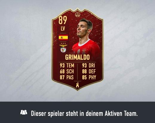 FIFA 20 Grimaldo