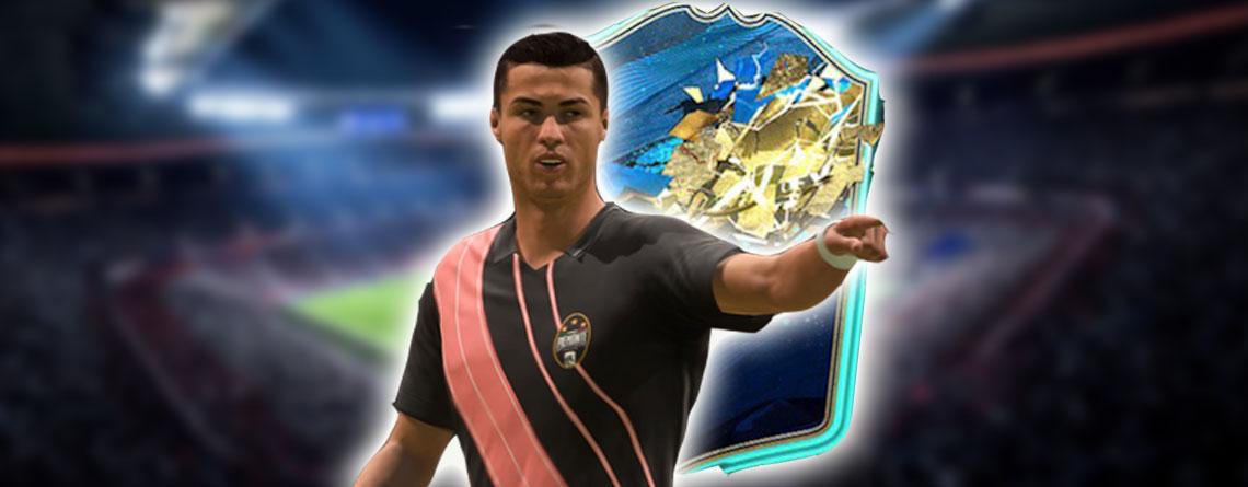 FIFA 20: Serie A Team of the Season ist da – mit extrem starkem Ronaldo
