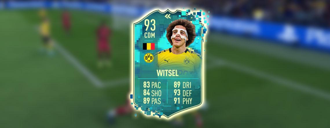"""FIFA 20: So kriegt ihr Witsels """"absurd günstige"""" Karte, bevor sie verschwindet"""