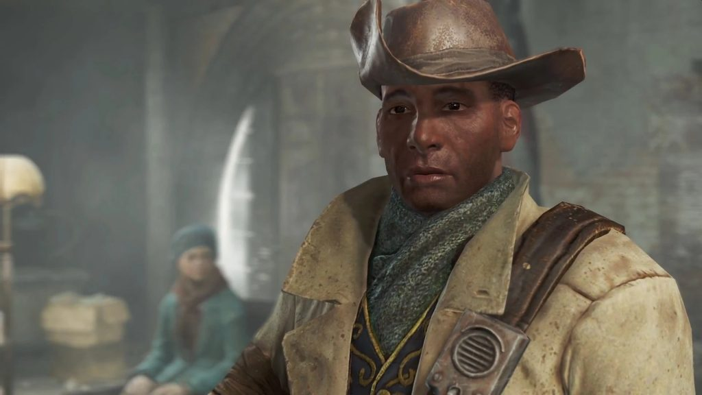 Fallout 4 preston garvey