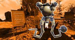 Fallout 76 Kaulquappen Lauf pruefung