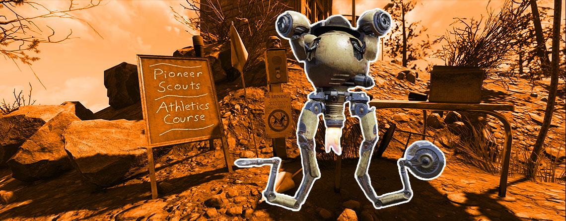 Fallout 76: Schnell leveln 2020 – So habe ich über 12.000 XP pro Stunde gefarmt
