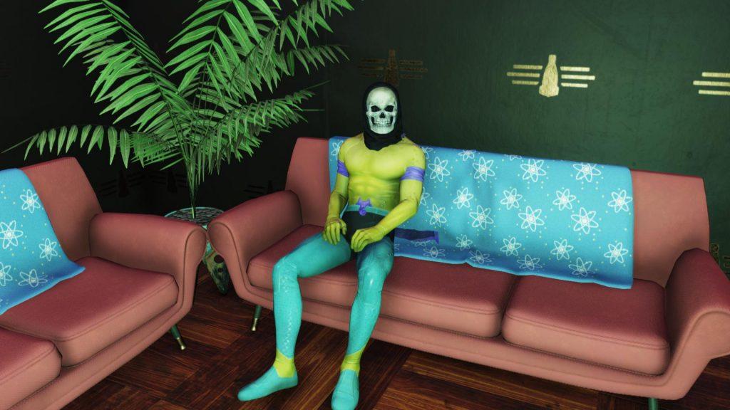 Fallout 76 Punk Meerjungfraumann