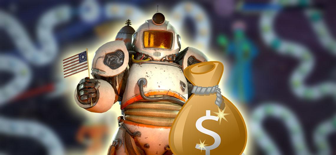 "Fallout 76 sagt: ""Seasons kosten nichts"" – Verwirrte Spieler sind erleichtert"