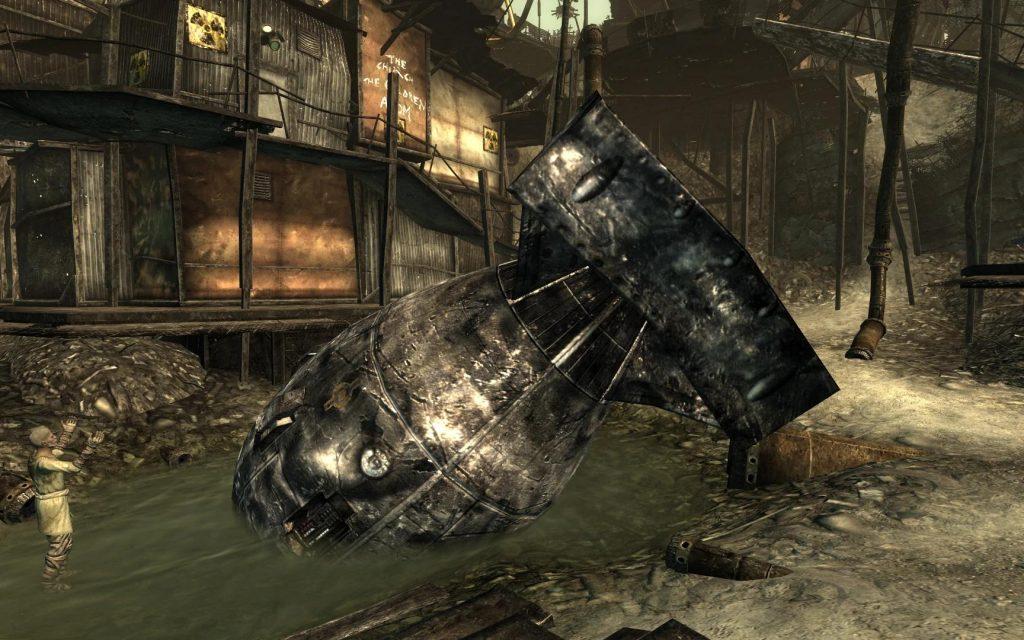Bombe Fallout Megaton