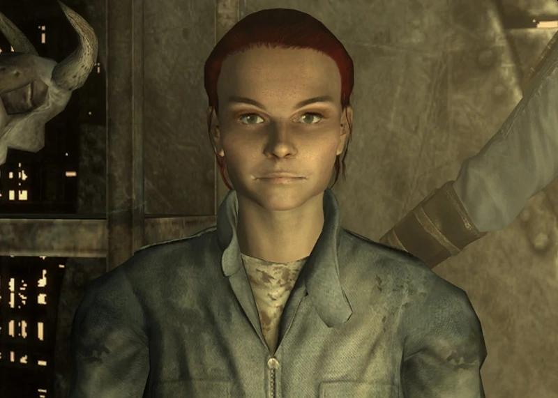 Fallout Moira Brown
