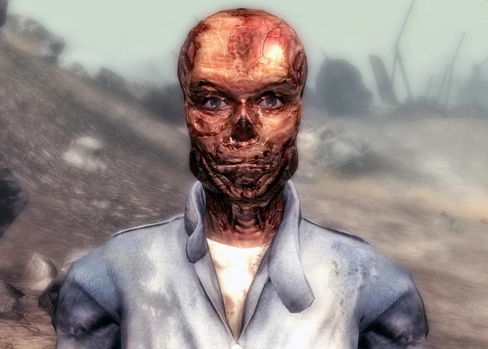 Fallout Moira Ghoul