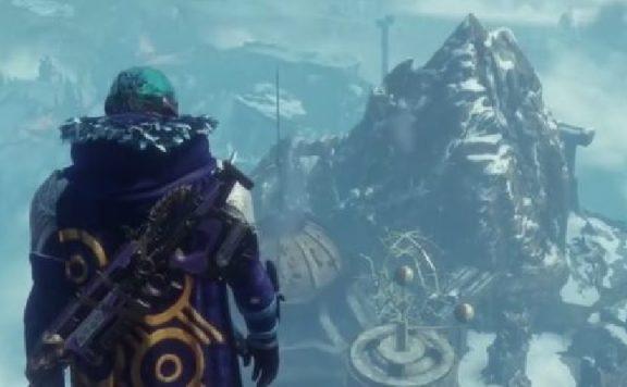 Felwinter Gipfel Destiny