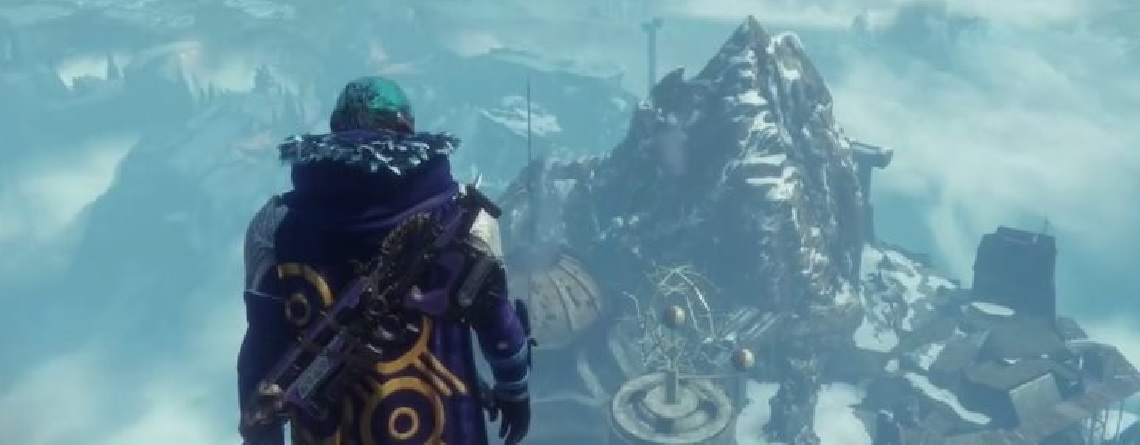 Nur wer wirklich gut springen kann, entdeckt den neuen, versteckten Ort in Destiny 2