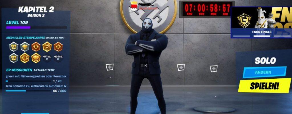 Fortnite Countdown Timer Season 2