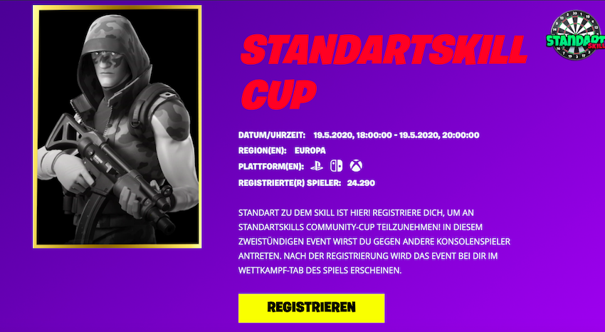 Fortnite-standartskill-cup