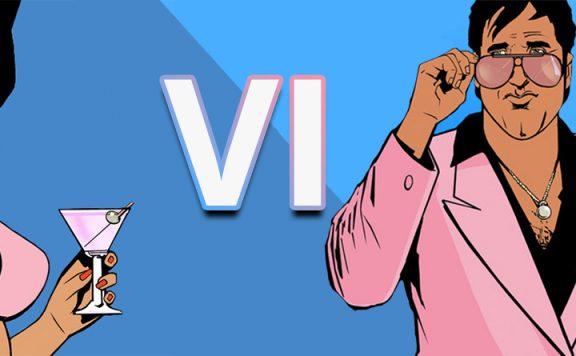 GTA 6 VI Titel